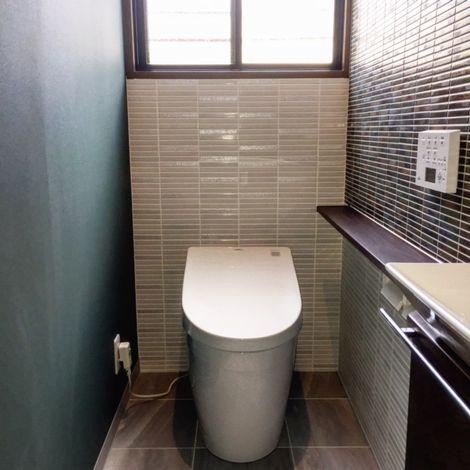 トイレリフォーム施工例集 | キッチン・浴室・トイレ等水まわり専門リフォーム(大阪府大阪市)